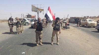 مواجهات عنيفة وعشرات القتلى والجرحى من الحوثيين بمنطقة نهم أثناء محاولتهم السيطرة على أحد المواقع والجبال الإستراتيجية