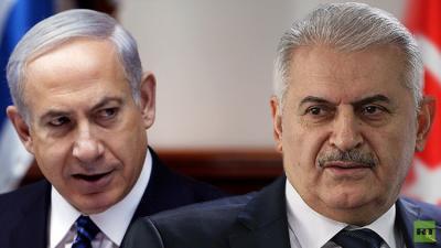 تركيا تعلن رسمياً الإتفاق على إعادة تطبيع العلاقات مع إسرائيل بعد تنفيذ عدداً من الشروط