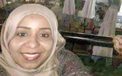 السلطات المصرية تعلن عن إلقاء القبض على قاتل الطالبة اليمنية منى مفتاح