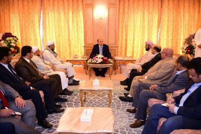 توجيهات رئاسية لوزارة الأوقاف بشأن تقديم التسهيلات للحجاج اليمنيين