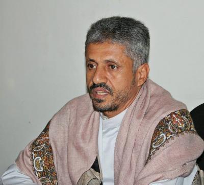الشيخ حمود المخلافي في ظهور جديد يتحدث عن موقفه من مشاورات الكويت وسببه مغادرته تعز ( تفاصيل)