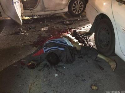 تفاصيل جديدة تكشفها الداخلية السعودية عن التفجير الإنتحاري الذي وقع بمدينة جدة ( صور الإنتحاري بعد العملية )