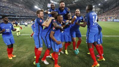 فرنسا تقصي ألمانيا وتواجه البرتغال في نهائي اليورو