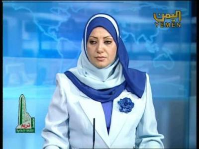 """الإعلامية اليمنية البارزة  والمستشارة الإعلامية في سفارة اليمن ببيروت """" مها البريهي """" مهددة بالطرد"""