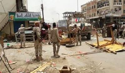 قوات الحزام الأمني تعتقل عنصرين من تنظيم القاعدة في عدن