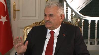 هذا ما قاله رئيس الوزراء التركي في تصريح له بشأن سوريا والتي أثارت جدلاً واسعاً