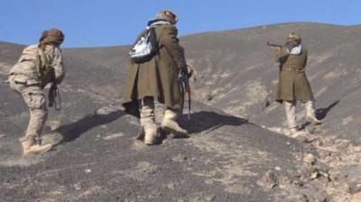 آخر مستجدات المعارك شرق العاصمة صنعاء ..  الجيش والمقاومة يسيطران على مواقع جديدة ( أسماء المواقع)