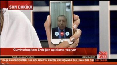 ما الذي أنقذ أردوغان وأفشل الانقلاب؟ ( صورة)