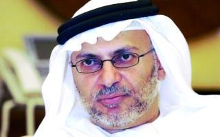 الوزير الإماراتي قرقاش يكشف عن لقاء عقد في لندن حول اليمن ويتحدث عن أهم نتائجه
