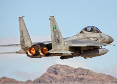 عاجل : غارات جوية عنيفة شمال العاصمة صنعاء ( المنطقة المستهدفة )