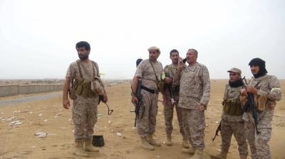 الحوثيون يعترفون بما حدث لهم اليوم من جحيم في حرض