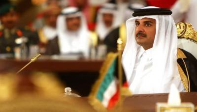 أمير قطر يوجه بدفع رواتب موظفي غزة للشهر الجاري