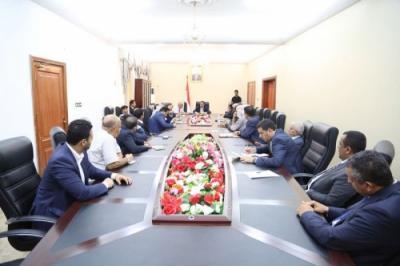 وصول عدداً من أعضاء الحكومة إلى عدن ( الأسماء)