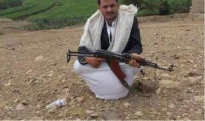 مقتل قيادي حوثي في معارك حرض ( صورة)
