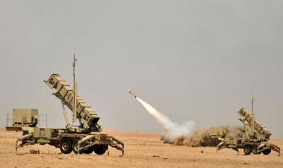 السعودية تعلن عن تصدي دفاعاتها الجوية لصاروخ باليستي أطلق من اليمن