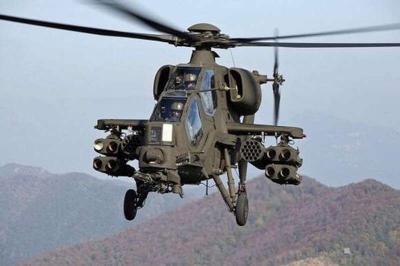 قيادة التحالف تعترف بسقوط طائرة أباتشي في اليمن .. وتكشف عن مصير طاقمها وسبب السقوط ( الأسماء)