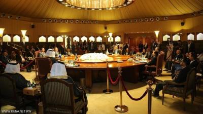 صحيفة تكشف عن تحديد موعد جديد لإنتهاء مشاورات الكويت