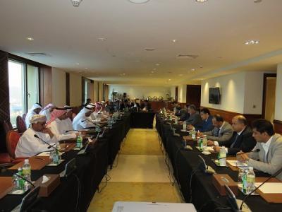 أبرز ما طرحه وفد الحكومة بمشاورات الكويت على سفراء الدول الـ 18 بشأن الإجراء الأخير الذي إتخذه الحوثيون وصالح ( صورة)