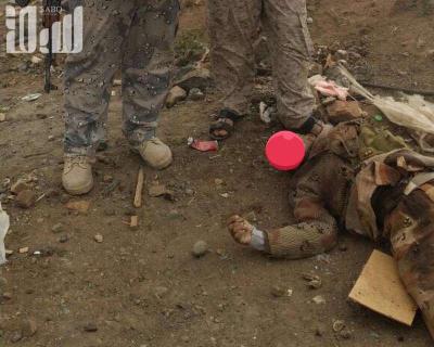 شاهد بالصور .. هذا ما يحدث في المناطق السعودية الحدودية مع اليمن مواجهات عنيفة ومصرع العشرات