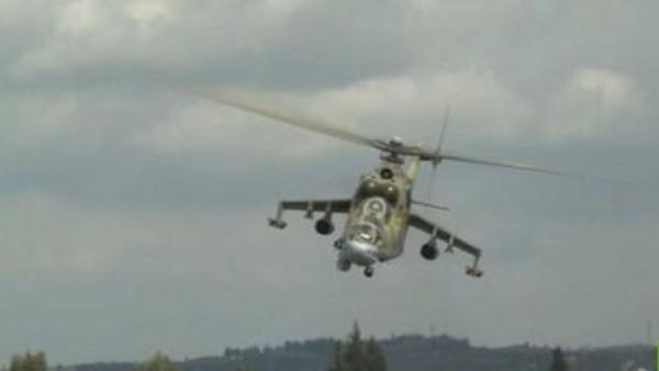 إسقاط طائرة روسية في سوريا ومصير مجهول لطاقمها