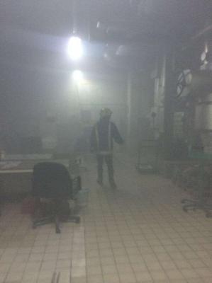 إندلاع حريق في مجمع الإذاعة والتلفزيون السعودي بالرياض والدفاع المدني يكشف السبب ( صور)