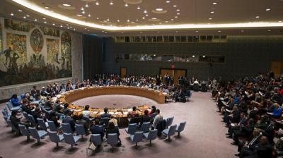 عضو في الوفد الحكومي لمشاورات الكويت يكشف الهدف  من إعتراض روسيا على إصدار مجلس الأمن بيان يدعم ولد الشيخ أمام الحوثيين وصالح