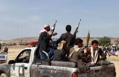 روتيرز تكشف عن تقرير دولي سري  يتبع الأمم المتحدة تضمن تجاوزات الحوثيين وكيف استخدموا المدنيين كدروعاً بشرية