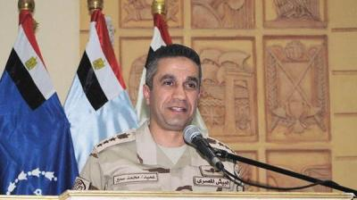 الجيش المصري يعلن عن مقتل أبو دعاء الأنصاري زعيم تنظيم بيت المقدس في سيناء