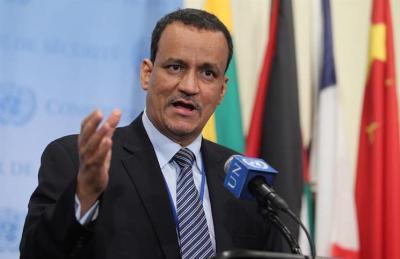 ولد الشيخ يعلن عن تعليق محادثات السلام بين الأطراف اليمنية ( تفاصيل)