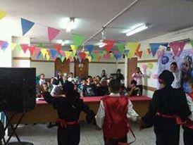 فعالية خيرية في غزة بمشاركة منظمات دولية