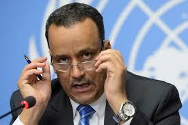 أبرز ما قاله ولد الشيخ اليوم في بياناً له في ختام المشاورات اليمنية في الكويت