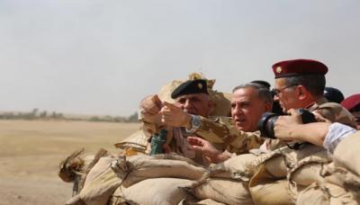 """""""داعش"""" يستهدف موكب وزير الدفاع العراقي قرب الموصل"""