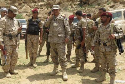 """رئيس هيئة الأركان """" المقدشي """" يتحدث عن بدء مرحلة الحسم العسكري"""