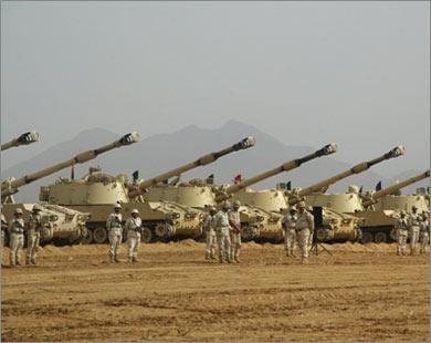 صفقه عسكريه سعودية - أمريكية بأكثر من مليار دولار