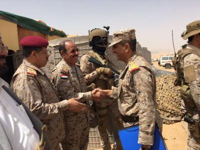 إستعدادات للجيش والمقاومة لمرحلة الحسم العسكري في أكثر من جبهة والأحمر يقود العمليات ( تفاصيل)