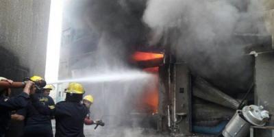 مقتل 11 رضيعا في حريق بمستشفى ولادة ببغداد