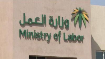 توضيح من وزارة العمل السعودية بشأن عدم تأثر تأشيرات الدخول لغرض العمل العادية بقرار مجلس الوزراء