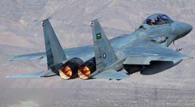 أسماء المواقع التي استهدفها طيران التحالف مساء اليوم في محافظة عمران