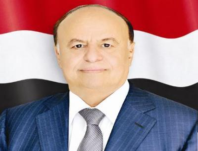 رسالة هامه من  الرئيس هادي إلى رئيس وأعضاء مجلس النواب ( نص الرسالة )