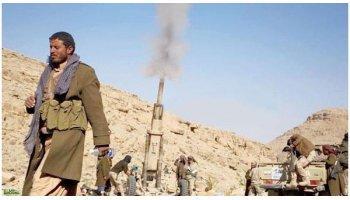 لأول مره مدفعية الجيش والمقاومة تصل العاصمة صنعاء والحوثيون يقاتلون بأسلحة روسية حديثة الصنع ( تفاصيل)
