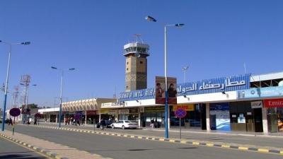 """إعلان من التحالف بشأن إستئناف الرحلات """" الإنسانية """" الى صنعاء"""