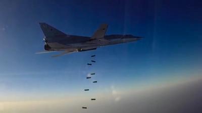 قاذفات استراتيجية روسية تستقر في إيران لضرب سوريا