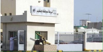 ملثمون يطلقون النار على مبنى شرطة مدينة القطيف السعودية  ومقتل رجل أمن