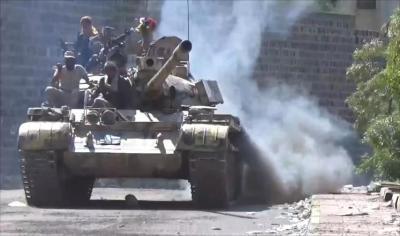 آخر مستجدات المعارك في تعز .. الجيش والمقاومة يتقدمان ويسيطران على مواقع جديدة ( أسماء المواقع )