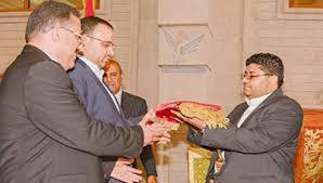 أول قرار يصدره رئيس المجلس السياسي التابع للحوثيين وصالح بتشكيل لجنة عسكرية وأمنيه ( الأسماء)