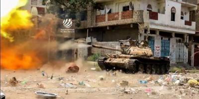 تطورات جديدة من جبهات القتال في تعز .. الجيش والمقاومة يتقدمان ويسيطران على مواقع جديدة