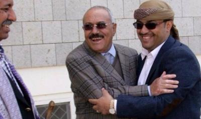 القيادي المؤتمري ياسر العواضي يحذر السعودية ويدعوها  إلى إحتضان حزبه ويعترف بالتحالف مع إيران
