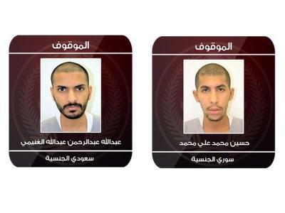 الداخلية السعودية تكشف عن إحباط عملية إنتحارية وكميات من المتفجرات وشبكة التنفيذ وجنسياتهم ( صور)