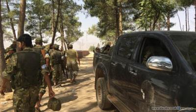 بعد تدخل تركيا عسكرياً .. مقاتلو المعارضة السورية يسيطرون على جرابلس