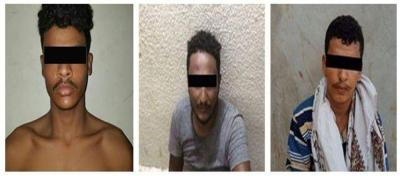 أمن عدن يكشف تفاصيل  القبض على مسؤول عمليات الاغتيالات في تنظيم القاعدة وعنصرين آخرين ( صور)
